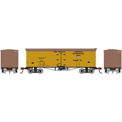 ATH06491 Athearn Inc N 36' Old Time Wood Reefer, ART #247