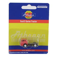 ATH10041 Athearn Inc N RTR Ford C Tractor, Red