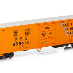 Athearn 11129 N 57' Mechanical Reefer PFE #459418 ATH11129