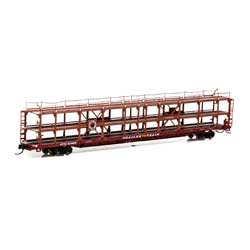 ATH14410 Athearn Inc N F89-F Tri-Level Auto Rack, NP/RTTX #911809