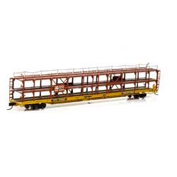 ATH14418 Athearn Inc N F89-F Tri-Level Auto Rack, SCL/RTTX #910655
