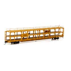ATH14419 Athearn Inc N F89-F Tri-Level Auto Rack, Frisco/RTTX #910672