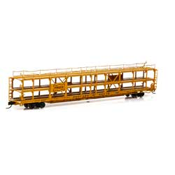 ATH14420 Athearn Inc N F89-F Tri-Level Auto Rack, Frisco/RTTX #912317