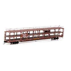 ATH14424 Athearn Inc N F89-F Tri-Level Auto Rack, SP #515082