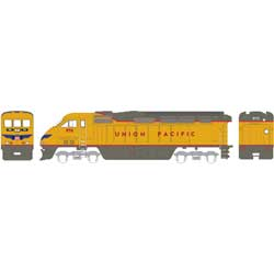 Athearn 15370 N F59PHI w/DCC & Sound Union Pacific #970
