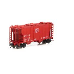 Athearn 16311 N PS-2 2600 Covered Hopper MKT #1307 ATH16311