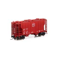 Athearn 16312 N PS-2 2600 Covered Hopper MKT #1314 ATH16312