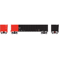 Athearn 16549 N Thrall High Side Gondola w/Load PSCX #601 ATH16549