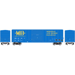 ATH24273 Athearn Inc N 50' FMC 5347 Box, M&B #4050