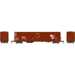 ATH24821 Athearn Inc N 57' Mechanical Reefer, BNSF/WFE #794878