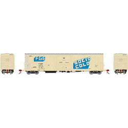ATH24891 Athearn Inc N 57' Mechanical Reefer w/Sound, FGE/FGMR #12914