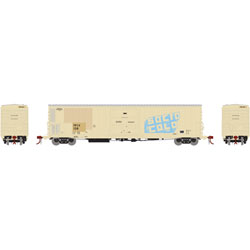 ATH24892 Athearn Inc N 57' Mechanical Reefer w/Sound, TPIX #136