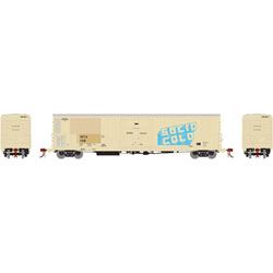 ATH24893 Athearn Inc N 57' Mechanical Reefer w/Sound, TPIX #138
