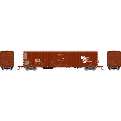 ATH24899 Athearn Inc N 57' Mechanical Reefer w/Sound, BNFE/WFE #12056