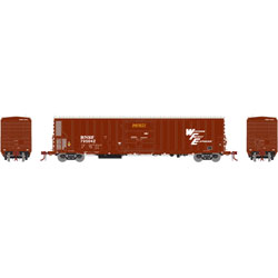 ATH24922 Athearn Inc N 57' Mechanical Reefer w/Sound, BNSF/WFE #795042