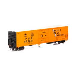 Athearn 25336 N 57' PCF Mechanical Reefer PFE #459411 ATH25336