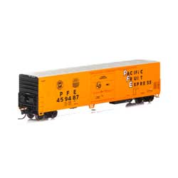 Athearn 25337 N 57' PCF Mechanical Reefer PFE #459487 ATH25337