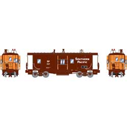 ATH26707 Athearn Inc N Bay Window Caboose, SP #4607