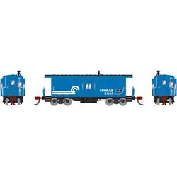 ATH26715 Athearn Inc N Bay Window Caboose, CR #21157