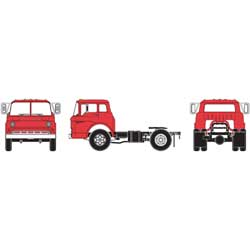 ATH2702 Athearn Inc HO RTR Ford C Tractor, Red