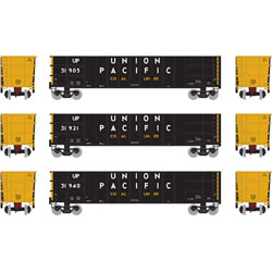 Athearn 27148 HO Thrall High Side Gondola w/Load UP #3 (3)