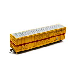 HO RTR 50' FMC Centered Double Door Box, BCH #642
