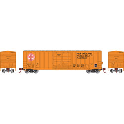 ATH3753 Athearn Inc N 50' FMC Superior Plug Door Box, NOPB #4103
