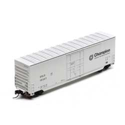 ATH3771 Athearn Inc N 50' Smooth High Cube Plug Door Box, CRLE #10307