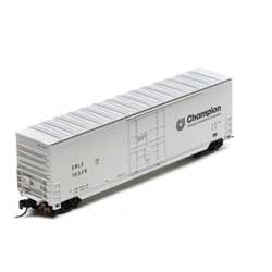 ATH3772 Athearn Inc N 50' Smooth High Cube Plug Door Box, CRLE #10325