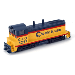 Search Results: SW7: Athearn Trains