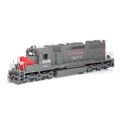 Athearn 64495 HO SD39 w/DCC & Sound SP/Worn Lettering #5309