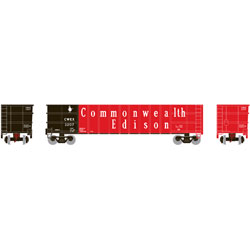 ATH6885 Athearn Inc N Thrall High Side Gondola, CWEX #3207