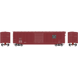 ATH6999 Athearn Inc N 50' PS-1 Single Door Box, WP #36024