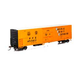 Athearn 71169 HO RTR 57' Mechanical Reefer PFE #459411 ATH71169