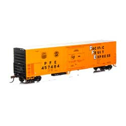 Athearn 71182 HO RTR 57' Mechanical Reefer PFE #457484 ATH71182