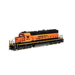 ATH71542 Athearn Inc   HO RTR SD39-2, BNSF/Wedge #1813