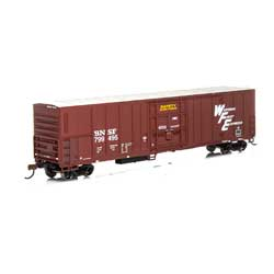 Athearn 72875 HO RTR 57' PCF Mechanical Reefer BNSF/Brown#799495 ATH72875