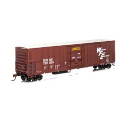 Athearn 72877 HO RTR 57' PCF Mechanical Reefer BNSF/Brown#799059 ATH72877