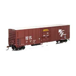 Athearn 72878 HO RTR 57' PCF Mechanical Reefer BNSF/Brown#799514 ATH72878