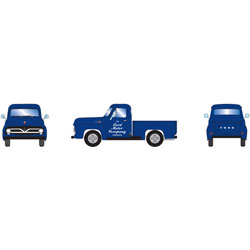 ATH81073 Athearn Inc HO RTR 1955 Ford F-100 Pickup Truck, Ford