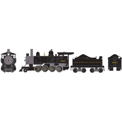 Athearn 84973 HO Old Time 2-8-0 New York Central NYC #2362
