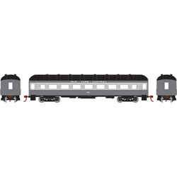 ATH86619 Athearn Inc HO RTR Arch Roof Coach, NYC #726
