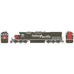 ATH86799 Athearn Inc HO RTR SD40T-2 w/DCC & Sound, SP/D&RGW #5387