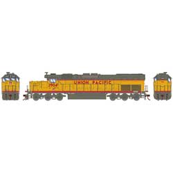 ATH86804 Athearn Inc HO RTR SD40T-2 w/DCC & Sound, UP #2904