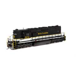 ATH88615 Athearn Inc HO RTR SD40 w/DCC & Sound,NS/Black/Heritage #3170W