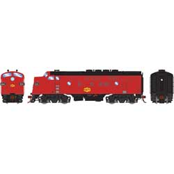 Athearn Inc ATHG12323 HO F3A, MKT/Freight #204C