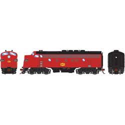 Athearn Inc ATHG12325 HO F3A Phase II, MKT/Freight #205A