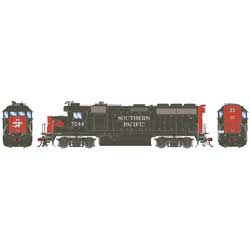 Athearn G15445 HO GP40-2 w/DCC & Sound Southern Pacific SP #7244
