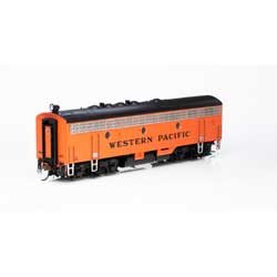 Athearn G22705 HO F7B WP/Freight #918c