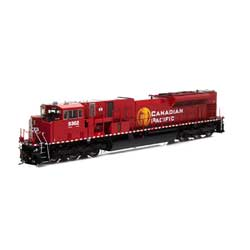 Athearn G27332 HO G2 SD90MAC-H Phase II w/DCC & Sound Canadian Pacific #9302